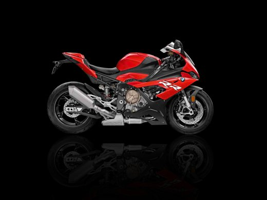 S 1000 RR racing red